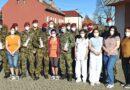 Vojáci pomohli už v Podbořanech, teď nastoupí také k seniorům do Loun