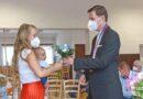 V Ročově přivítali nové občánky: dva kluky a tři holčičky